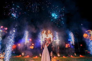 4 свадебные композиции для фотосессий